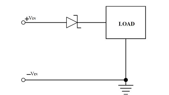 schottky reverse voltage
