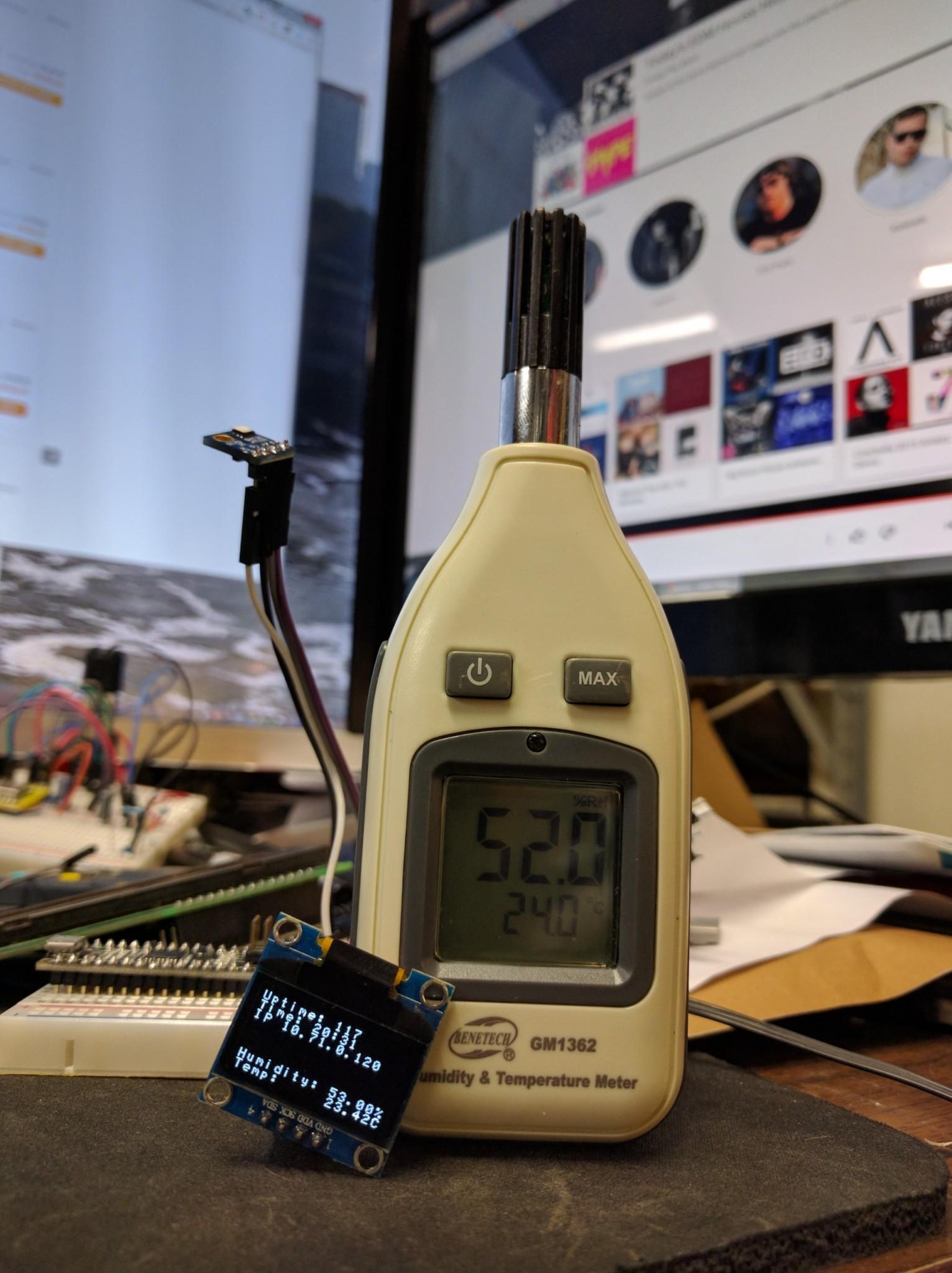 Humidty Sensor SI7021