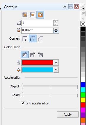 Corel Draw Offset Line From Object For Laser Cutting Hilo90mhz
